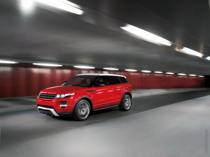Land Rover Evoque 2011 – фотография 1