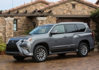 Lexus GX photo