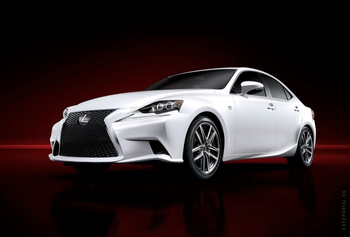 Lexus IS 2013 – фотография 1