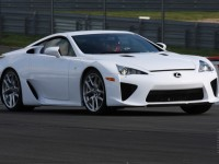 Lexus LFA photo