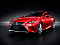 Lexus RC photo
