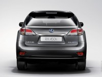 Lexus RX 450h photo