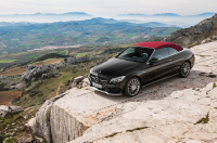 Mercedes-Benz C-Class Cabriolet photo