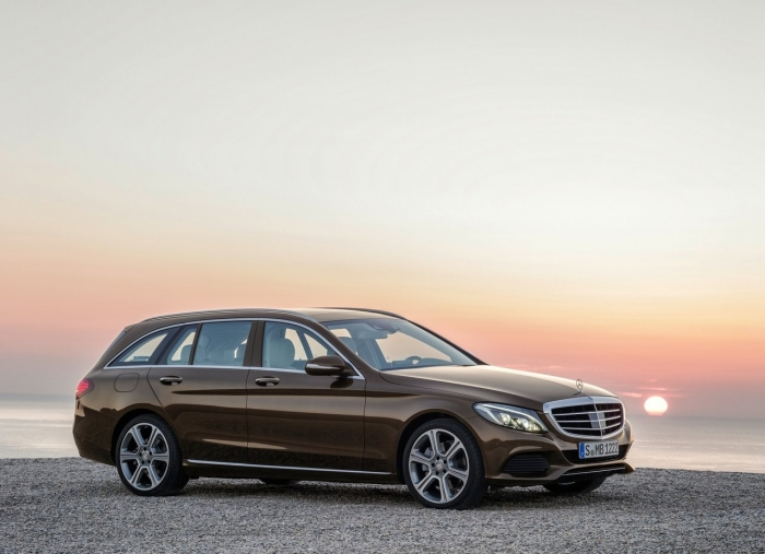 Mercedes-Benz C-Class Estate – фотография 1