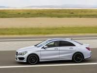 Mercedes-Benz CLA-Class photo