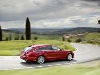 Mercedes-Benz CLS Shooting Brake photo