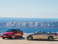 Mercedes-Benz E-Class Coupe 2013 photo