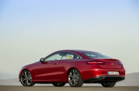 Mercedes-Benz E-Class Coupe photo
