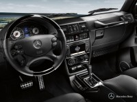 Mercedes-Benz G-Class Cabrio photo