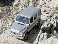 Mercedes-Benz G-Class photo