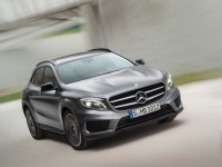 Mercedes-Benz GLA-Class photo
