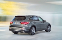 Mercedes-Benz GLC-Class photo