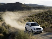 Mercedes-Benz GLK-Class 2012 photo