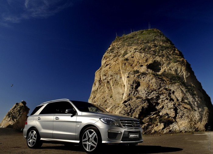 Mercedes-Benz ML 63 AMG – фотография 1