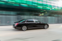 Mercedes-Benz S-Class Maybach 2017 photo
