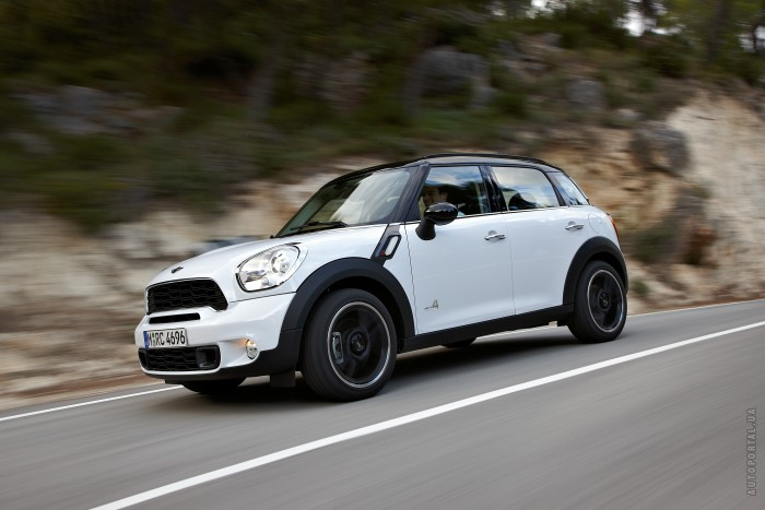 MINI Cooper S Countryman – фотография 1