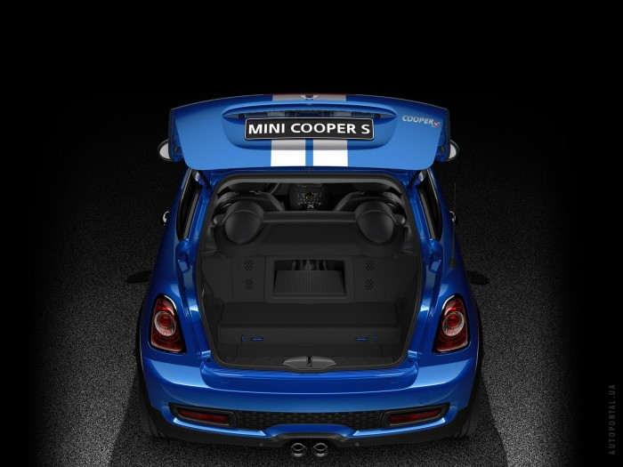 MINI Cooper S Coupe – фотография 1