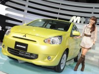 Mitsubishi Mirage photo