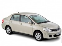 Nissan Tiida Sedan photo