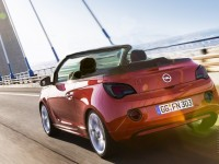Opel Adam Cabrio photo