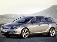 Opel Astra J Sports Tourer photo