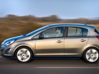 Opel Corsa 2011 photo