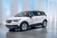 Opel Crossland X photo
