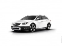 Opel Insignia Sports Tourer Crossfour photo