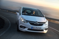 Opel Zafira photo