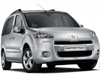 Peugeot Partner Tepee photo