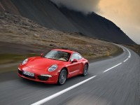 Porsche 911 Carrera 2007 photo