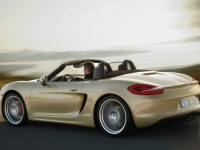 Porsche Boxster photo