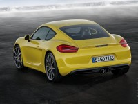Porsche Cayman photo