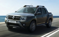 Renault Duster Pickup photo