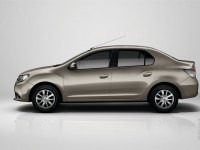Renault Logan 2012 photo
