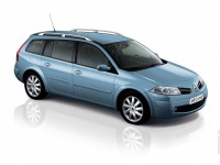 Renault Megane Estate photo