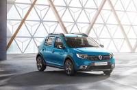 Renault Sandero Stepway 2017 photo