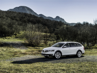 Skoda Octavia Scout FL photo