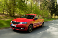 Skoda Spaceback 2017 photo