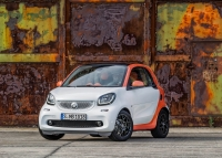 Smart fortwo photo