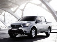 SsangYong Actyon Sport 2012 photo