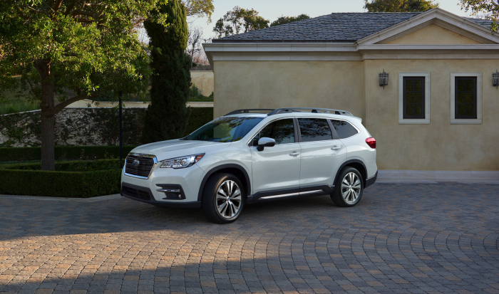 Subaru Ascent – фотография 1