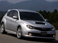 Subaru Impreza WRX STi 2008 photo