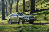 Subaru Outback photo