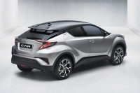 Toyota C-HR photo