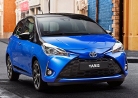 Toyota Yaris photo