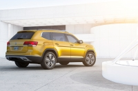 Volkswagen Atlas photo
