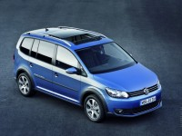 Volkswagen Cross Touran 2011 photo