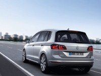 Volkswagen Golf Sportsvan photo