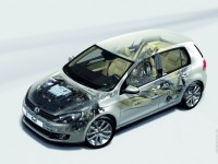 Volkswagen Golf 2012 photo